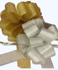Lurex Ribbon (sparkle ribbon)