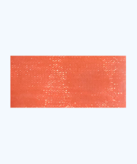 Orange Organza Ribbon – 30 meters