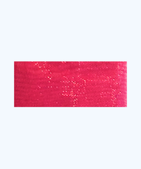 Rhodamine Red Organza Ribbon  – 30 meters