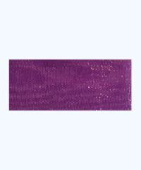 Purple Organza Ribbon – 30 meters