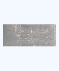 Silver Organza Ribbon – 30 meters