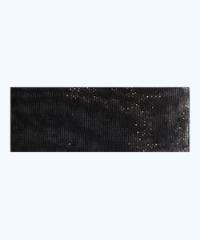 Black Organza Ribbon – 30 meters