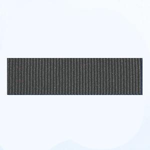 Charcoal Petersham Ribbon – 10 meters