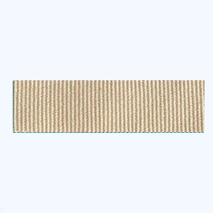 Cream Petersham Ribbon – 10 meters (15 mm)
