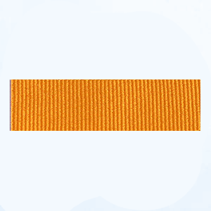 Marigold Petersham Ribbon – 10 meters (15 mm)