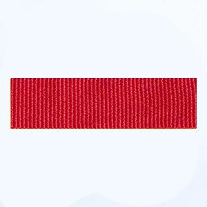 Red Petersham Ribbon – 10 meters