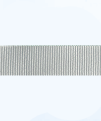Silver Grey Petersham Ribbon – 10 meters