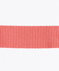 Strawberry Petersham Ribbon – 10 meters (15 mm)