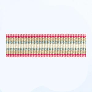 Petersham woven stripes 10 meters –  Eland /Trieste/Cream /Inca /Stone -15mm