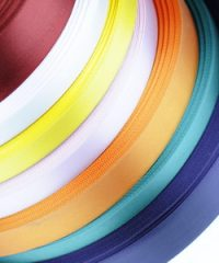 Polyester Satin Ribbon (slit-edge) For Printing