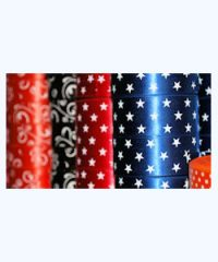 Decorative Ribbons - (Prints & Patterns)