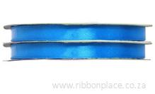 Turquoise Sparkle Satin Ribbon – 30 meters