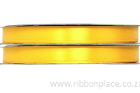 Yellow Sparkle Satin Ribbon – 30 meter