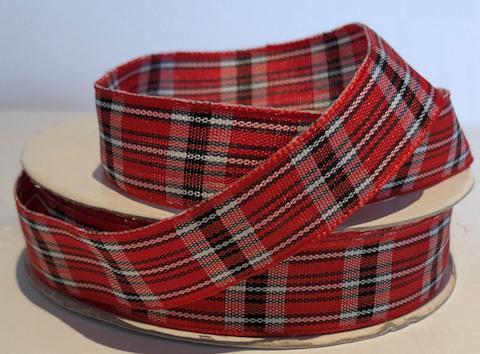 tartan-ribbon