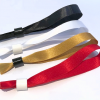 Event Wrist Bands | Premium Double sided fabric event wrist band with lock (pack of 50)